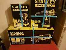 STANLEY TOOL SET x 3 Salisbury North Salisbury Area Preview