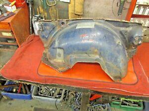 Triumph TR6, Lt Front Inner Fender Wheelhouse, No Damage or Rust, !!