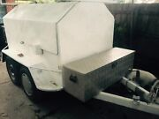 7x5 Tradesmen Trailer + Rego  Wantirna South Knox Area Preview