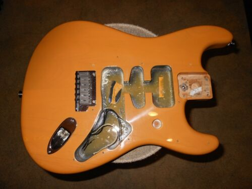 Fender American Butterscotch Stratocaster USA Body