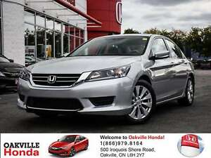 2015 Honda Accord Sedan L4 LX CVT Clean Carproof|Heated Seats|Bl