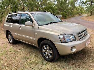 2006 Toyota Kluger CVX  Winnellie Darwin City Preview