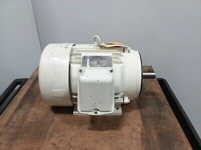 Sterling Eh0104pha 10 Hp Electric Motor 230460v 3ph 1750 Rpm 215tc Frame