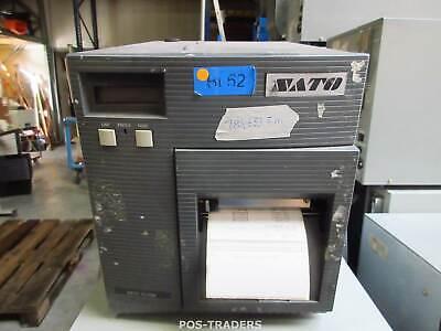 """SATO CL408E WiFi Thermo Label Drucker Printer 203dpi 4.1"""" 104mm 186,633 METERS"""