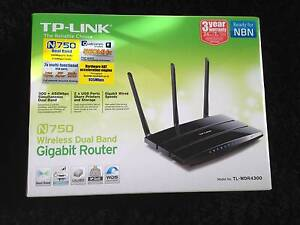 Router TP-Link Northbridge Perth City Area Preview
