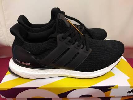 Adidas Ultra Boost 3.0 FAKE BLACK