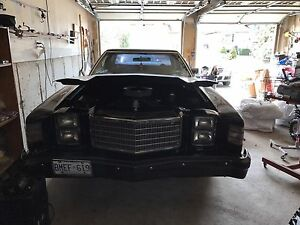 REDUCED MUST GO!!! 1979 ford ltd