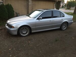 2003 BMW up for sale