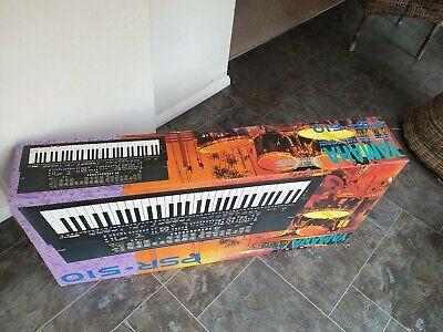 Yamaha PSR510 Keyboard