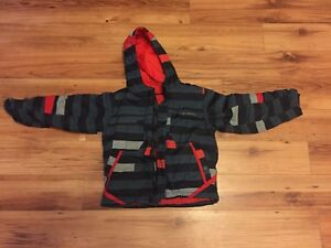 BOYS COLUMBIA WINTER COAT (PLEASE READ DESCRIPTION)