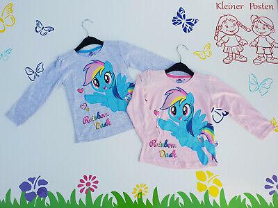 Daisy Langarm-shirt (Langarmshirt  Rainbow Daisy Pony)