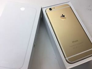 iPhone 6 GOLD 128GB Unlocked Smart Cell Phone