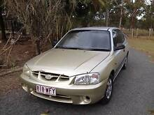 2002 Hyundai Accent Hatchback Booral Fraser Coast Preview