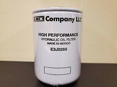 Link-belt Crane Oem High Performance Hydraulic Filter - E3j0265 - New Sealed