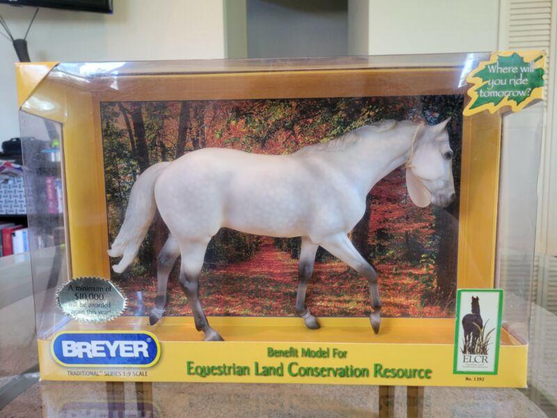 ELCR Equestrian Land Conversation Resource Benefit Walking Breyer Rare