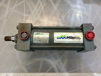 Miller Fluid Power Hydraulic Cylinder 3-14 Bore 6 Stroke