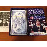 NEW SEALED Miss Cleo's Tarot Power Deck tarot cards