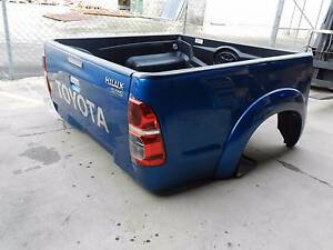 Toyota Hilux Dual Cab Ute Tub SR5 Body With Flare Type '05-'11 Slacks Creek Logan Area Preview