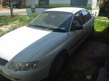 2003 Holden Commodore Sedan Duel Fuel swap for trailer Isabella Plains Tuggeranong Preview