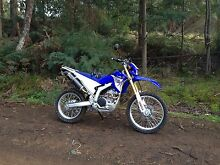 Yamaha WR250R 2014 model $3k extras Claremont Glenorchy Area Preview
