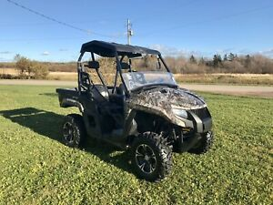 2015 Arctic Cat Prowler 700 Side-by-Side