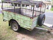 Trailer with cage. Thirlmere Wollondilly Area Preview