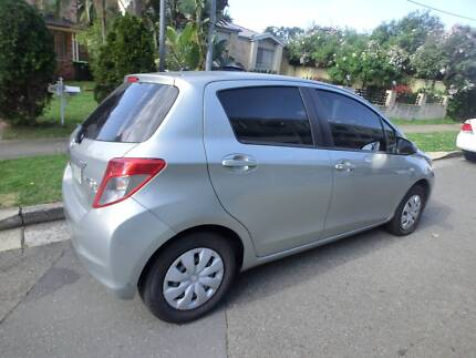 2012 Toyota Yaris Hatchback Dulwich Hill Marrickville Area Preview