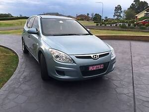 2009 Hyundai i30 Hatchback Orchard Hills Penrith Area Preview