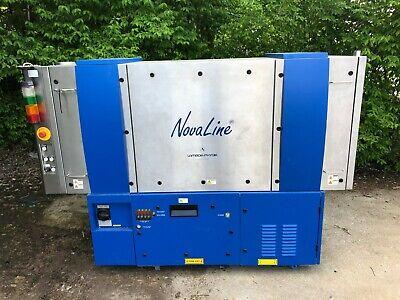 Lambda Physik Novaline 100 Industrial 380v 20a 3ph Excimer Laser 12 Kva