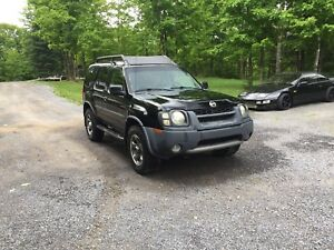 2002 Nissan xterra  with super charger