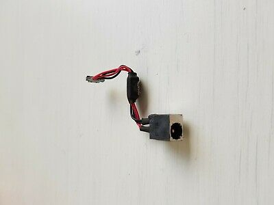 geniune packard-bell pav80 laptop jack / connecteur de charge AC/DC original