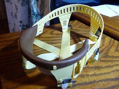Bullard 502 Hard Hat 6 Point Suspension- Iron Worker