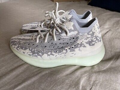 👽 Adidas Yeezy Boost 380 Alien - UK 8.5 / US 9 / 42 2/3 EUR - Without Box -