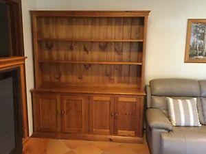 BALTIC PINE HUTCH DRESSER. Windsor Gardens Port Adelaide Area Preview