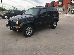 JEEP LIBERTY LIMITED SAFETIED