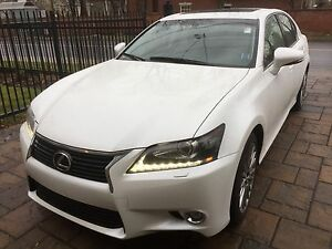 2014  Lexus GS 350 awd teck package
