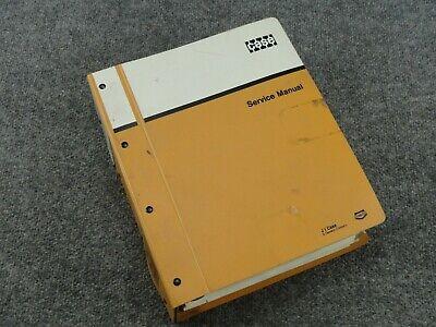 Oem Factory Case 310 310c 530ck Tractor Service Repair Manual 9-70011