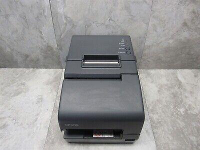 Epson Tm-h6000iv Pos Thermal Receipt Printer M253a W Power Plus