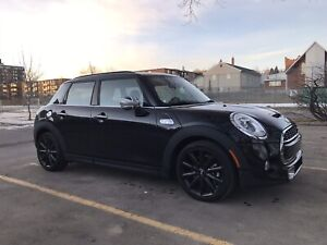 Mini Cooper-S *Lease Takeover for $605/mo*