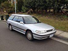 Subaru Liberty 1993 GX (AWD) manual station wagon South Hobart Hobart City Preview