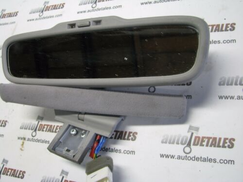 Lexus LS430 AUTO DIMMING REAR VIEW MIRROR E13010497 used 2002