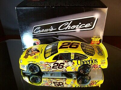Johnny Benson #26 Cheerios Toy Story 2 1999 Ford Taurus Hot Wheels Crews Choice