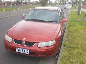 Holden Commodore Equipe Dual Fuel LPG Campbellfield Hume Area Preview