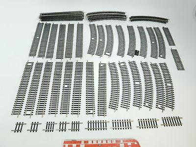 BD975-2# 54x Roco H0/DC Gleis: 4422+42203+4418+4412+4406 etc, 2. Wahl online kaufen