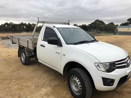 Triton  turbo diesel automatic Eaglemont Banyule Area Preview