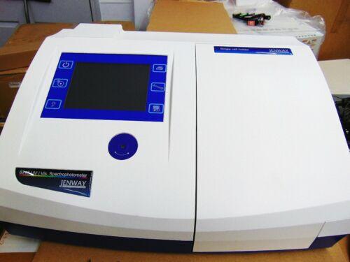 Jenway 6715 UV/Visible Scanning Spectrophotometer, 1.5-nm Bandwidth; 100-240VAC
