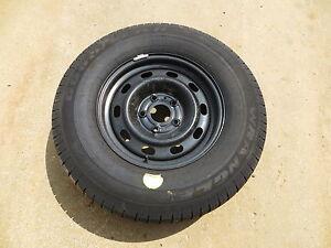 2012 dodge ram 1500 spare oem tire wheel full size. Black Bedroom Furniture Sets. Home Design Ideas