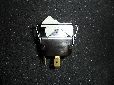 Rocker Switch 20a 277v Double Pole Single Throw On-off - 0811-1310 1 Ea