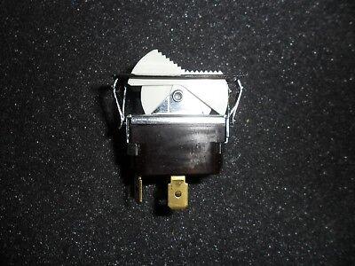 Rocker Switch Double Pole (ROCKER SWITCH 20A 277V Double Pole Single Throw ON-OFF  - 0811-1310     (1 ea))