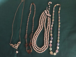 Vintage Necklaces Jewelry